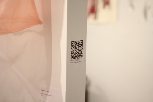 RS2 - QR Code Project [Video 3] @ Artbash 2011