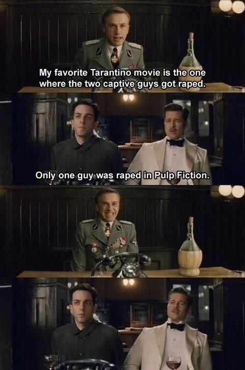 skwi:  My favorite Tarantino movie …