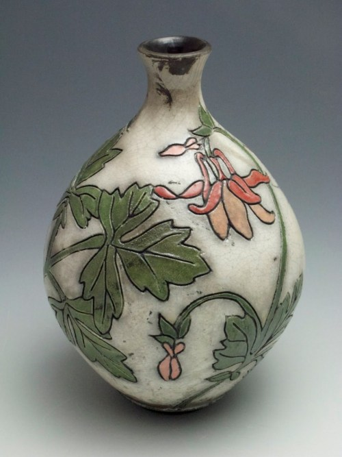JoAnn Axford: Ceramic vase #2