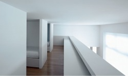 onsomething:  John Pawson - children's bedrooms, Faggionato Apartament, London 1999