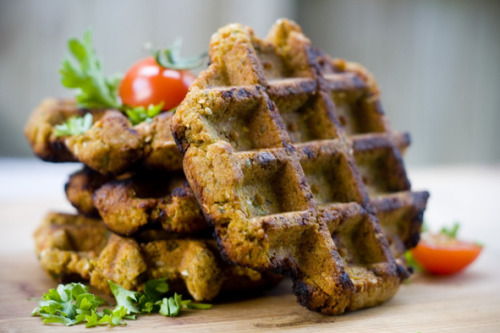 "Fools, that is a FAWAFFLE. It is a FALAFEL shaped like a WAFFLE. Will wonders never cease?! I'll eat it for name alone, that's the only reason I ever got into marshmallows. I mean, with a name like that, you gotta be good! Also, I have a feeling the deliciousness factor on the fawaffle could also be high. I think I'd want some pita or lavash involved somewhere and then also possibly maple syrup and vegan whipped cream? You say ""GROSS!"" I say, ""That's got possibilities!"" Thinking ""outside of the box"" is what I'm know for, people. Also, my good looks, big ass, and potty mouth! What? The truth hurts!"
