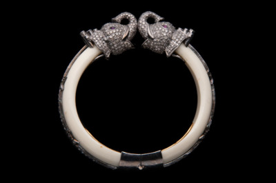 Loren Jewels - Elephant Bracelet yours for only a little over $11,000….