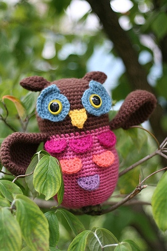 Elinor's 2nd Birthday Owl (by red_door_meg)