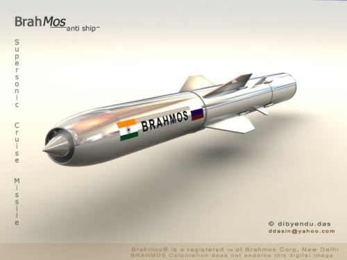 BrahMos = Brahmance as in bromance?