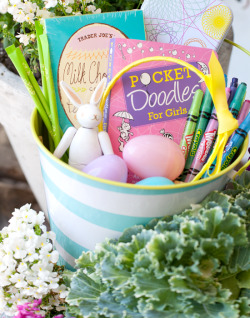 I am obsessed with this tin. You can find it in the Easter isle at Target!