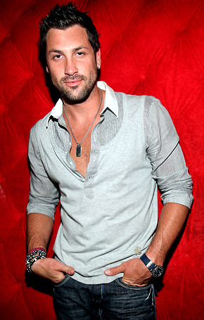 Maksim Chmerkovskiy, best known as one of the pros on Dancing with the Stars.