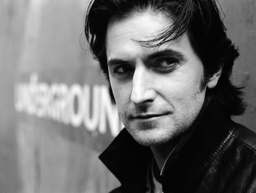 Richard Armitage, best known as Guy of Gisborne in Robin Hood.