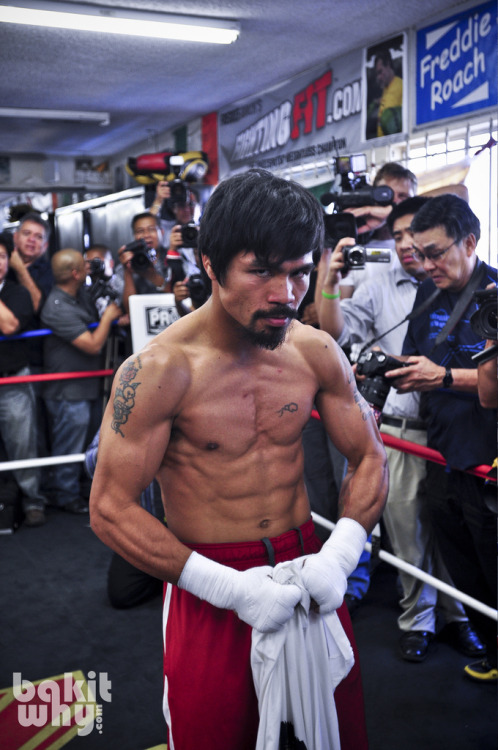 bakitwhy:  Fill in the blank- Manny Pacquiao: Eye of the _____  Mikel Soto-Tan Photography