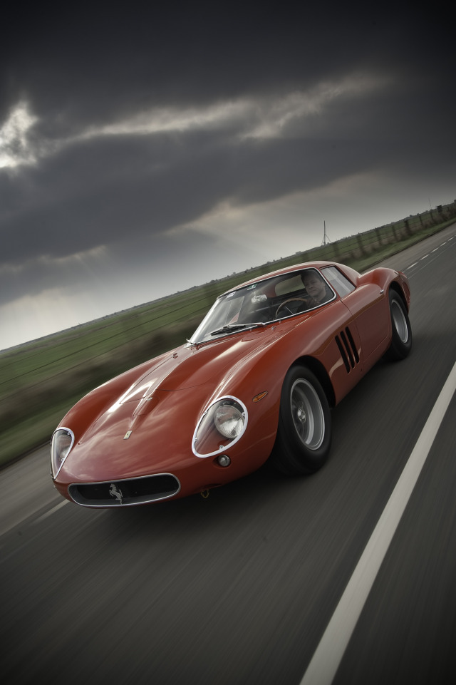 Red Unicorn by James Lipman Ferrari 250 GTO Series II (1 of 3)