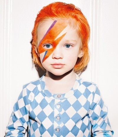 Little ziggy stardust girl