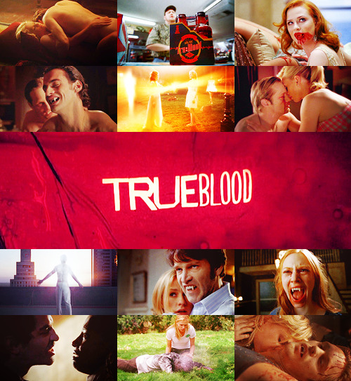 "TV Shows Challenge | 10 TV shows you love the most: True Blood  ""Most of us, vampire, human or otherwise, are capable of both good and evil. Often simultaneously."""