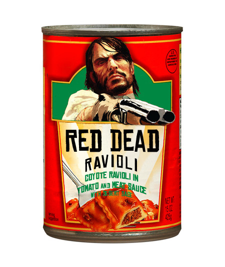 Red Dead Ravioli - by phxsappho