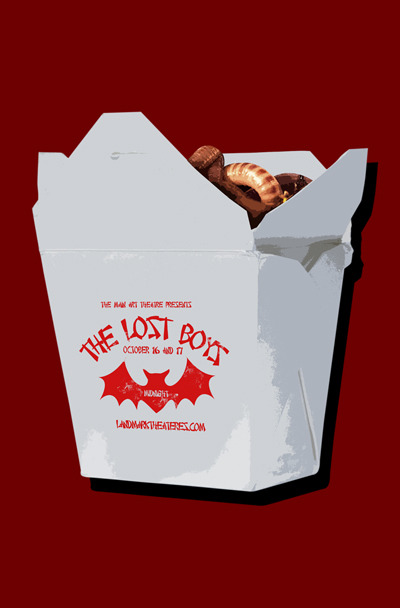 The Lost Boys by inkanimus theguydowntheroad's request