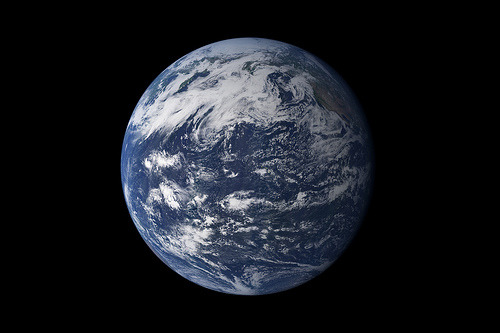 The Water Planet (by NASA Goddard Photo and Video)