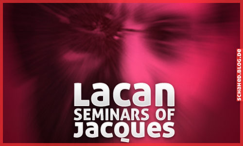 Lacan - The Seminar of Jacques Lacan . 01 . Freud's Papers on Technique . 1953-54 . Seminar I  PDF http://pt.scribd.com/doc/33124844/THE-SEMINAR-OF-JACQUES-LACAN-BOOK-I-Freud-s-Papers-on-Technique-1953-1954  Lacan - The Seminar of Jacques Lacan . 02 . The Ego in  Freud's Theory and in the Technique of Psychoanalysis . 1954-1955 .  Seminar II  PDFhttp://www.megaupload.com/?d=IKECHPFN orhttp://ifile.it/hk815lx/0393307093.pdf http://pt.scribd.com/doc/25906023/The-Seminar-of-Jacques-Lacan-Book-II-The-Ego-in-Freud-s-Theory-and-in-the-Technique-of-Psychoanalysis-1954-1955  Lacan - The Seminar of Jacques Lacan . 03 . The Psychoses . 1955-56 . Seminar III  PDF http://mediafire.com/?xdhzzzjnp2h or www.mediafire.com/?himjjjnnzyb or http://rapidshare.com/files/228490810/Lacan_Seminar3.pdf  Lacan - The Seminar of Jacques Lacan . 07 . The Ethics of Psychoanalysis 1959-1960 . Seminar VII  PDF http://pt.scribd.com/doc/33128124/Lacan-Jacques-The-Ethics-of-Psychoanalysis-Seminar-VII  Lacan - The Seminar of Jacques Lacan . 11 . The Four Fundamental Concepts of Psycho-analysis . Seminar XI  http://depositfiles.com/files/61yftt7b1 orhttp://uploading.com/files/a8m1emcc/0140552170lacan.rar/ orhttp://www.megaupload.com/?d=3UFF9W89 or http://pt.scribd.com/doc/23963157/Lacan-The-Four-Fundamental-Concepts-of-Psychoanalysis  Lacan - The Seminar of Jacques Lacan . 17 . The Other Side of Psychoanalysis . Seminar XVII  PDF http://pt.scribd.com/doc/42395569/Jacques-Lacan-Seminar-17-The-Other-Side-of-Psychoanalysis orhttp://mediafire.com/?7ucxz5mum7z  Lacan - The Seminar of Jacques Lacan . 20 . On Feminine Sexuality, the Limits of Love and Knowledge . 1972-73 . Seminar XX  PDF http://pt.scribd.com/doc/23730263/Seminar-of-Jacques-Lacan-Book-XX-Encore-Jacques-Lacan http://mediafire.com/?ggeqnyq3fyq orhttp://filefactory.com/file/087339/n/Female_Sexuality_pdf  Lacan - The Seminar of Jacques Lacan . 22 . R.S.I. . 1974-75e . Seminar XXII  PDF http://web.missouri.edu/~stonej/rsi.zip  Lacan - The Seminar of Jacques Lacan . 23 . Le Sinthome . Seminar XXII  PDFhttp://www.sduk.us/beaver/PDF/Lacan-Seminar23_Sinthome_English.pdf  The psychoanalyst Jacques Lacan answers to questions submitted by his  son-in-law Jacques-Alain Miller. The ORTF (french public TV) broadcast  this programme called « psychanalyse ». Then, this intervention was  re-written and published in 1974 under the name Télévision. This  programme and the text which stemmed from it became famous because this  is the only real televisual practise by Lacan. The way he (hardly) tries  to adapt himself to TV's prosody provides us a video-object just as  strange as singular. Tackled themes here are far from being completely new for a regular  Séminaire's listener (no crucial question is missing for the ones who  have attended the Séminaire for 10 years), but the TV spectator can't  make head or tail of Lacan's style (such a different style than he has  during his Séminaire) and of the too-quickly-declaimed Lacanian's  aphorisms. Though this TV show appears obscure, we can't deny its  extreme preciseness, even if it causes some uneasiness on both sides of  the screen. Nevertheless, this archive has a rare intensity. (UBU) Télévision (1973, directed by Benoît Jacquot) | 152 mb (.MOV) | Runtime: 90:06http://ubu.artmob.ca/sound/lacan_jacques/Lacan-Jacques_Television_1973.mov  PDFhttp://pt.scribd.com/doc/32181768/Jacques-Lacan-The-First-Complete-Edition-in-English Interview with Jacques Lacan, 1957  This interview, conducted by Lacan's friend Madeleine Chapsal, appeared in L'Express on 31st May 1957 under the title 'Clefs pour la psychanalyse' ('Keys to  psychoanalysis'). In her biography of Lacan, Elisabeth Roudinesco  describes (p.262) how Chapsal insisted that Lacan answer her questions  in plain language that made his thoughts accessible to the general  reader. It is one of the rare instances where we find Lacan being  disciplined in his clarity and succinctness. http://www.braungardt.com/Psychoanalysis/Lacan-Interview.htm NO SUBJECT - Encyclopedia of lacanian psychoanalysis                      No Subject is an online encyclopedia of information pertaining to (Lacanian) psychoanalysis. It is a collaborative project updated by an active and growing community of users. Contents: Jacques Lacan Biography · Bibliography · Seminars · Dictionary · Images (updated!) · Audio · Video · Links · More Slavoj Žižek Biography · Books (updated!) · Book Covers · Articles · Images · Audio · Video · Links · More