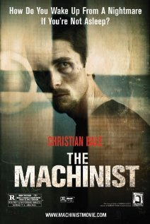 THE MACHINIST (2004) Directed by: Brad Anderson Written by: Scott Kosar I liked the theme of discovering the truth about oneself in this film. Also the movement and placement of objects in this was clever. In our culture, the eye is used to seeing things or reading things from left to right, so in movies when characters or objects move from right to left it can imply many different things, such as breaking convention, or adversity. In this film it implies the ominous or baleful, get it Christian Bale? Ha. Nevermind I'm stupid. Also the bleak coloring, which I really liked, but the colorist was uncredited. The ending of this film didn't feel like it completely paid off, but it was still pretty good. Also I can't help but mention, Christian Bale was frighteningly thin, I read that he dropped to 110 pounds for the role. That's pretty insane. Just sayin. And his character's last name is Reznik, which made me automatically think of Trent Reznik, whom Bale's character is actually named after! I felt special having caught that esoteric whatnot there.