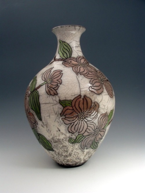 JoAnn Axford: Ceramic Vase #3