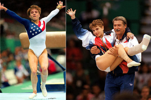 People Who Studied Abroad #26:Kerri Strug, Olympic gold medalist (1996)  From: United States  Studied: Sailed with Semester at Sea in fall 2000 while a student at Stanford University.