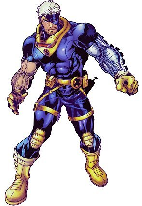 My Favourite Superheroes - #10 Cable (X-men/X-Force)