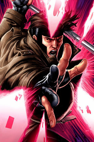 My Favourite Superheroes - #7 Gambit (X-men)