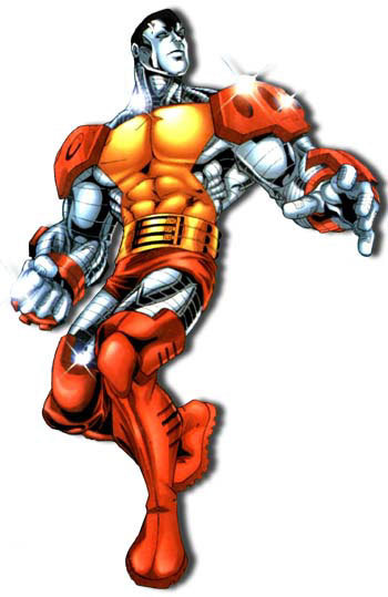 My Favourite Superheroes - #4 Colossus (X-men)