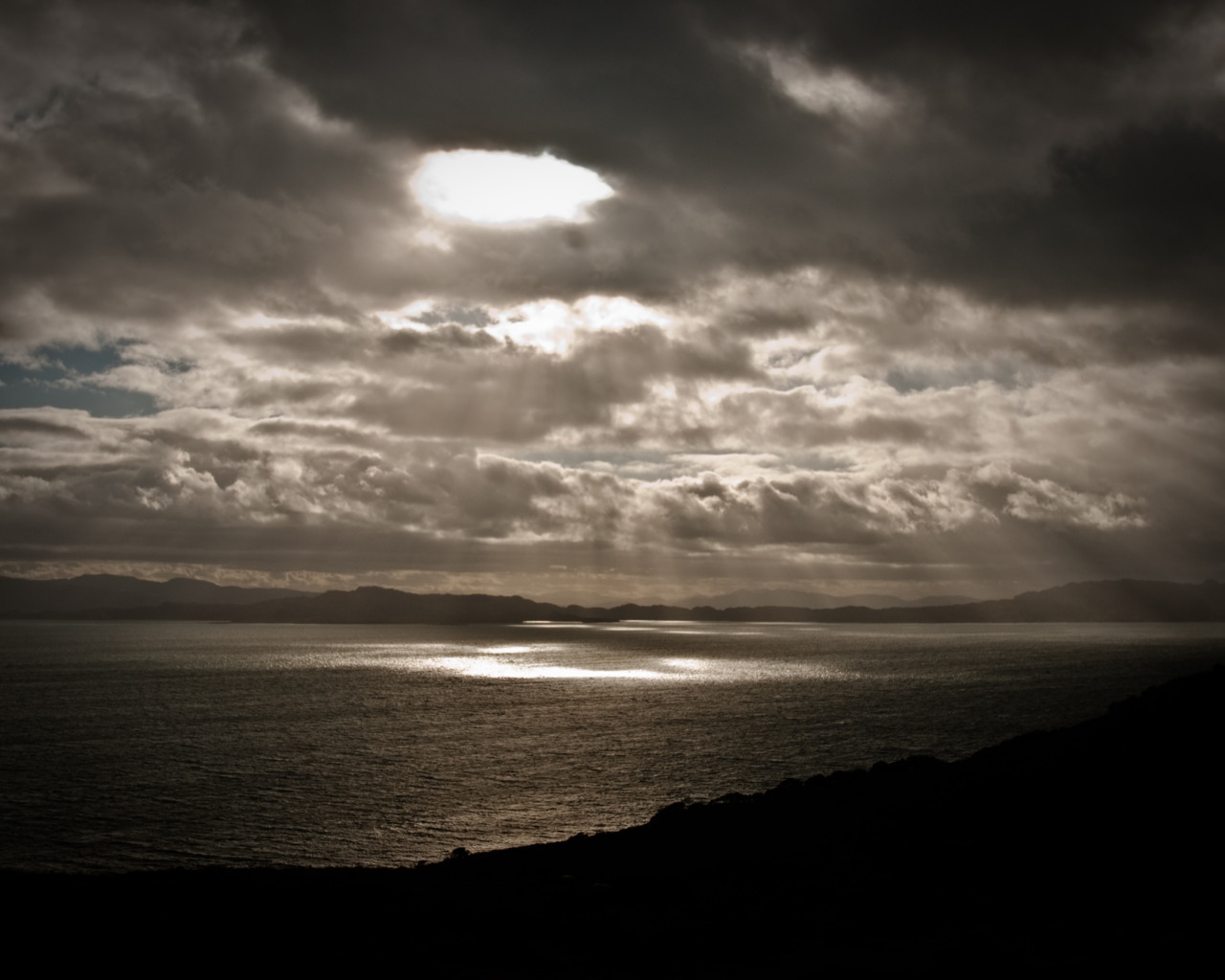 The light, Isle of Skye, Oct 2010