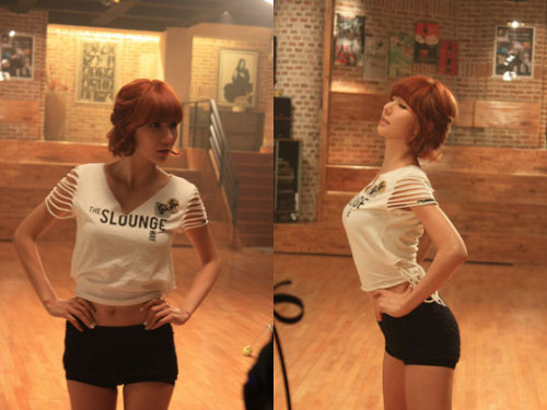 The absolutely hot Jung Ah