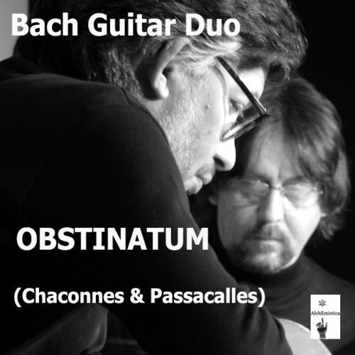 Bach Guitar Duo - Obstinatum