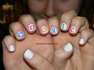 meekz0411:  thenailbank:  This is the only search engine I use. <33 you Google! Thanks for all your great info! (;  Hot!  Cute!!