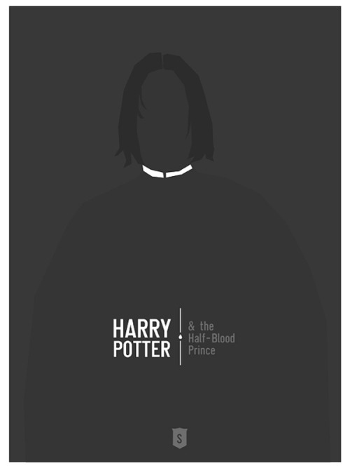 """Harry Potter & the Half-Blood Prince"" by Hexagonall via Request"