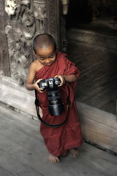 finding his inner dslr