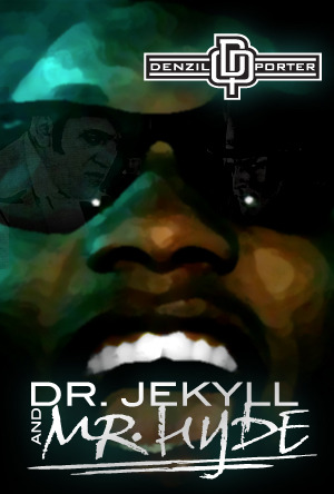 "Design by Chris reg of Mash Music For Denzil Porter ""Dr. Jekyll & Mr. Hyde"" Coming Soon…"