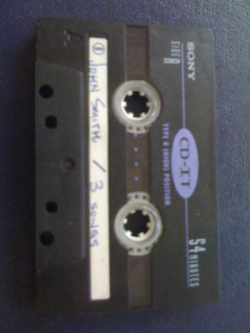 John Smith's first demo, circa 1996. he kinda sounds like mic geronimo.