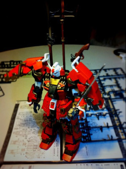 Shin Musha Gundam - thanks Lochie for putting this together!