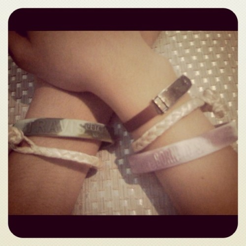 New bands ;) (Taken with instagram)