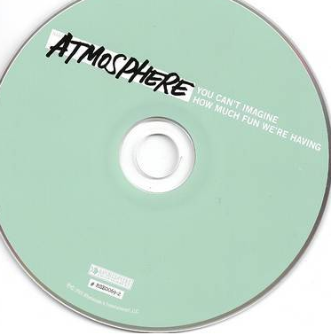 The CD that changed everything for me.