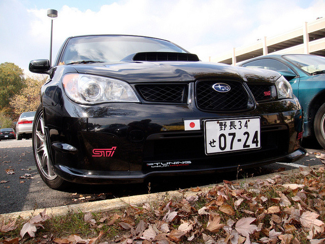 Subaru STI on Flickr.