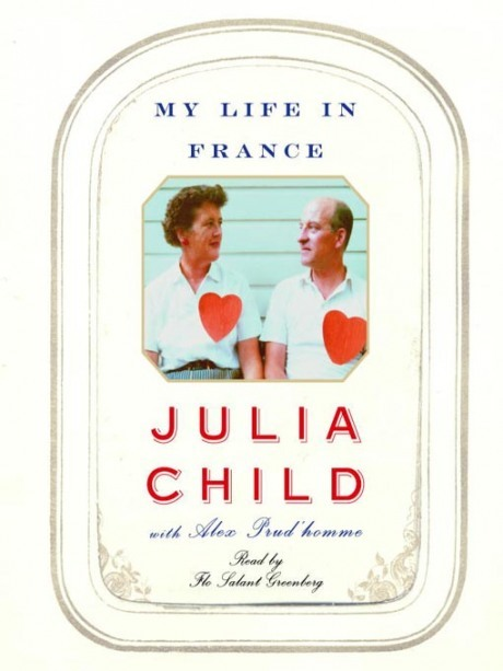 My Life in France by Julia Child I finished this on my flight from LA to Austin. I love vacation because it gives me time to read. Guiltless time to read. I posted a quote from the book earlier this week. I loved this book.* I loved reading about Paris and her marriage and travels and how Julia entered the culinary world. I didn't know she wasn't famous until she was well into her late 40s. I really like Julia Child. I like her character and attitude towards life and the things she desires. I'm not a much of a cook, but I recommend My Life in France to anyone interested in cooking, baking, Paris, passionate people, etc.  *I'm not claiming to be a good reviewer or anything.