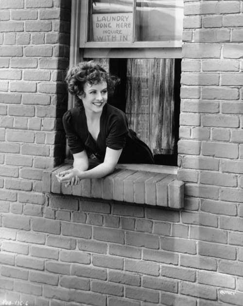 Paulette Goddard (June 3, 1910 - April 23, 1990)