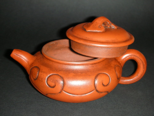 Another Chinese Yixing Red Clay Teapot