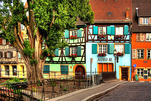 Colmar - Alsace - France (by Nino H)