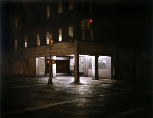 Dan Witz - Kenmare and Elizabeth, 2005