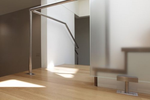 stair | rail | countertop ~ wheeler kearns architects