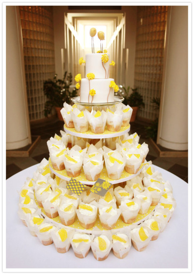 imaginingawedding Imagining Wedding Cake Great alternative to sheet cake