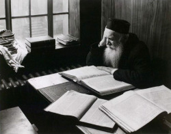 Arnold Eagle, The Talmudist, New York, 1934(source : ICP - AN: 535.1987)