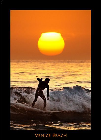 Venice Beach Surfer | Venice Beach, California | by Pedro Szekely