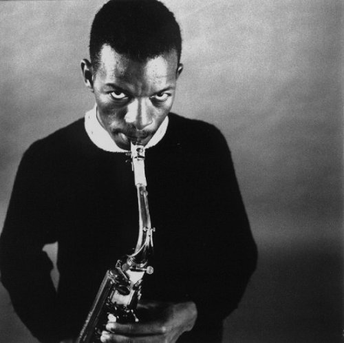 Ornette Coleman by William Claxton
