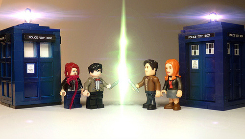 legodiem:  Dr Who: Alternate Reality (by Legoagogo)