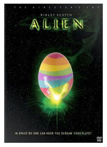 alexleefitz:  More appropriate Easter sentiment for my nerdy tastes.  Hahaha, that's great. Didn't think about Alien/Easter crossovers…