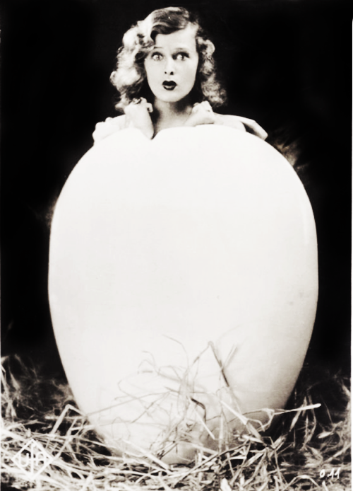 vintagegal:  Happy Easter! Lilian Harvey c. 1920's